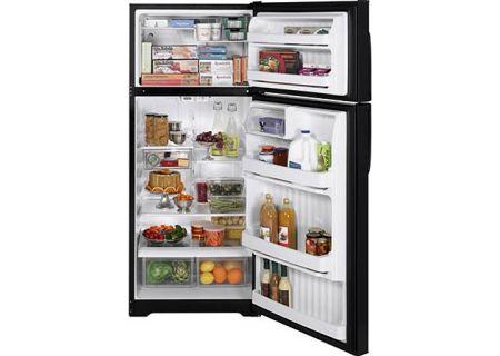 GE - GTH18HBTBB - Top Freezer Refrigerators