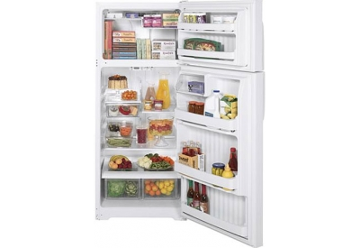 GE - GTH18HBTWW - Top Freezer Refrigerators