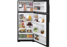 GE - GTH18HCTBB - Top Freezer Refrigerators