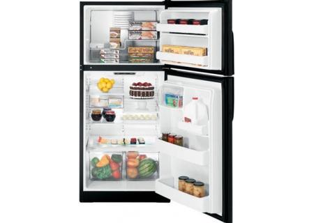 GE - GTH18IBXBB - Top Freezer Refrigerators