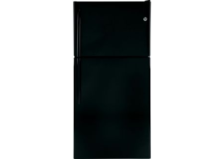 GE - GTH20JBBB - Top Freezer Refrigerators