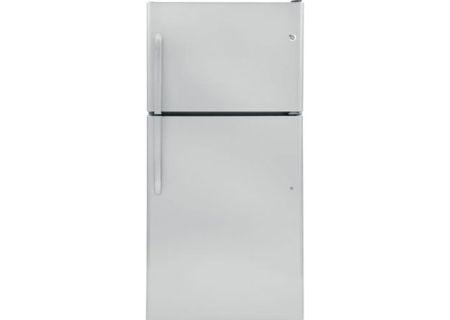 GE - GTH20SBBSS - Top Freezer Refrigerators