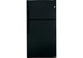 GE - GTH21GBEBB - Top Freezer Refrigerators