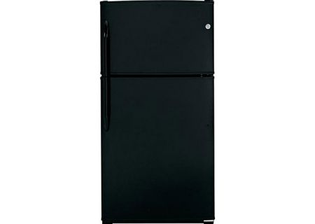 GE - GTH21GBEBB - Top Freezer Refrigerators