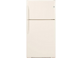 GE - GTH21GBECC - Top Freezer Refrigerators