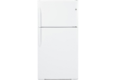 GE - GTH21GBEWW - Top Freezer Refrigerators