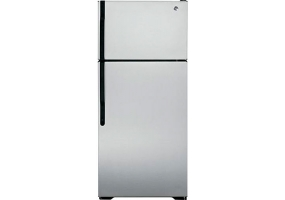 GE - GTJ17DBESA - Top Freezer Refrigerators