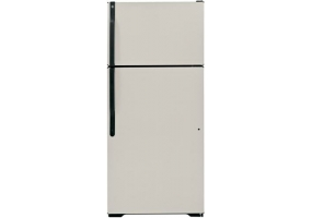 GE - GTJ18CBDSA - Top Freezer Refrigerators