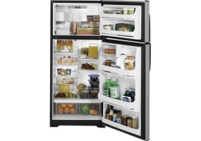 GE - GTJ18XCTSA - Top Freezer Refrigerators