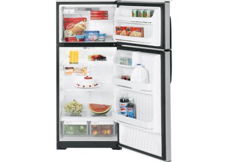 GE - GTK17JBDBS - Top Freezer Refrigerators