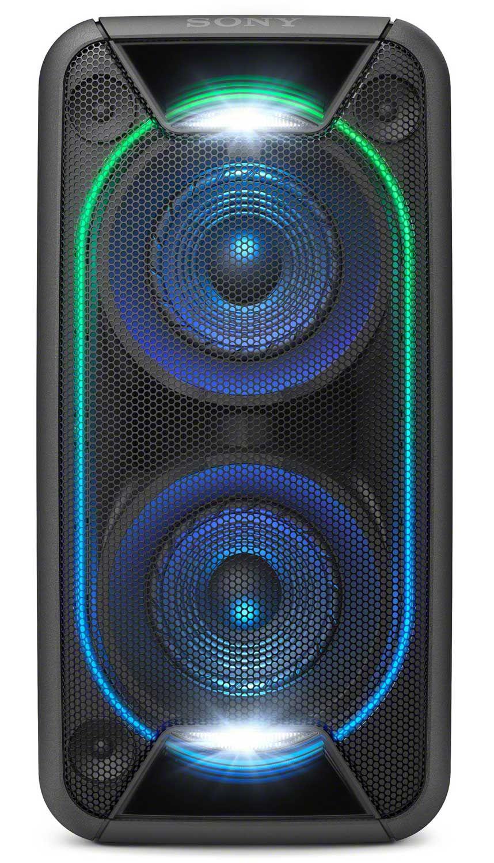 Sony Black High Power Home Audio System Gtk Xb90