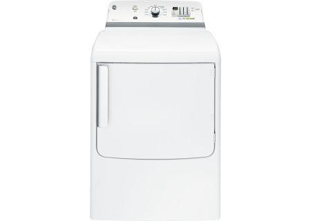 GE - GTDL740GDWW - Gas Dryers