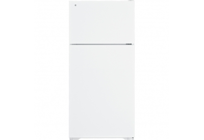 GE - GTN16BBWH - Top Freezer Refrigerators