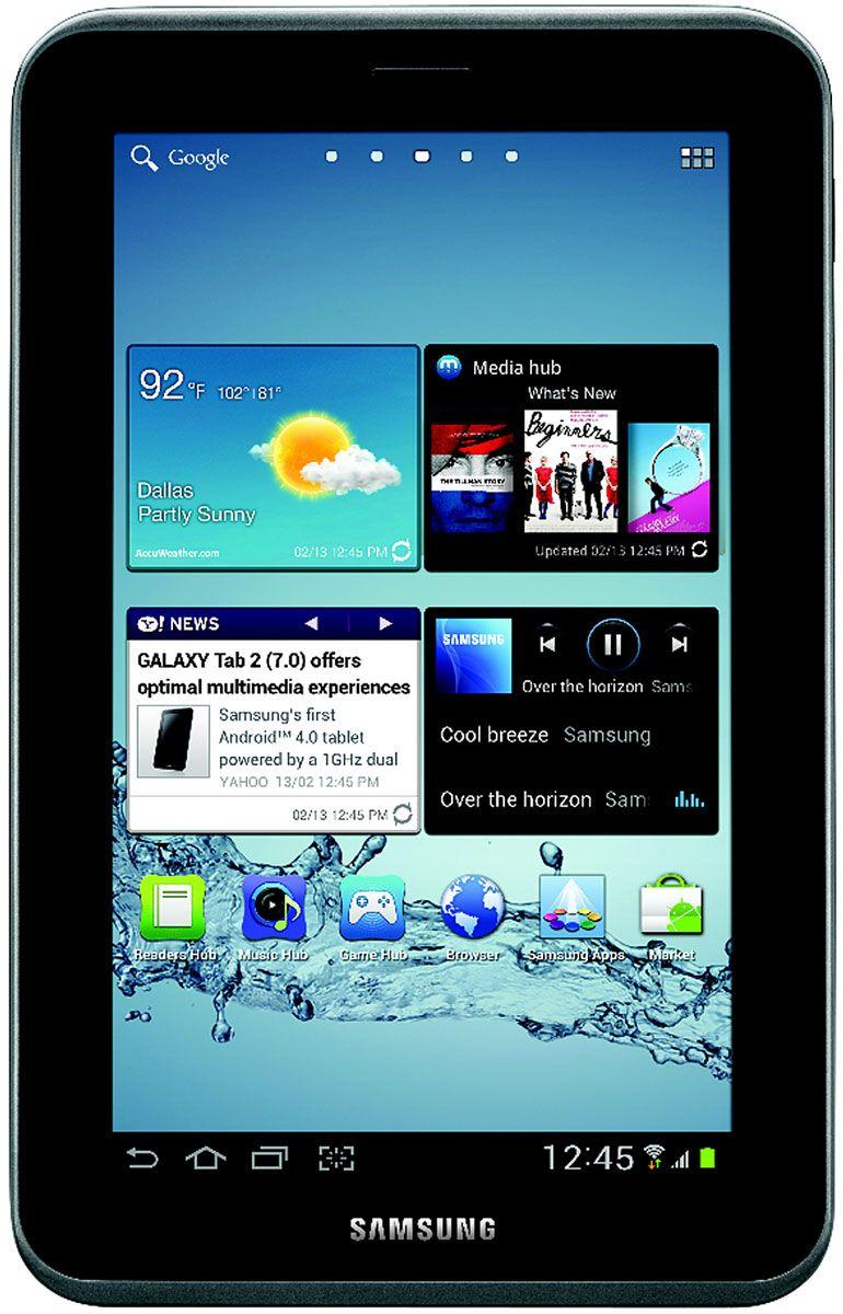 Samsung 8gb Galaxy Tab 2 Wi Fi Tablet Gt P3113tsyxar Abt