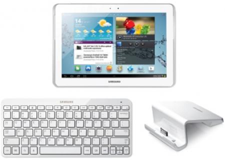 Samsung - GT-P5113ZWYXAR - Tablets