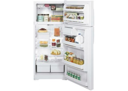 GE - GTS18EBDWW - Top Freezer Refrigerators