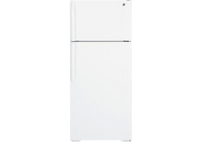 GE - GTS18GBEWW - Top Freezer Refrigerators