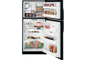 GE - GTS18ICSRBB - Top Freezer Refrigerators