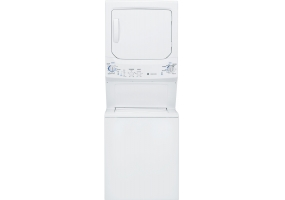 GE - GTUN275GMWW - Stackable Washer Dryer Units