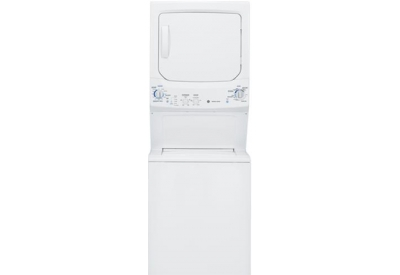 GE - GTUP270GMWW - Stackable Washer Dryer Units