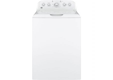 GE 4.2 Cu. Ft. White Top Loading  Washer - GTW460ASJWW