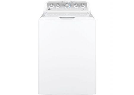 GE 4.2 Cu. Ft. White Top Loading Washer - GTW485ASJWS