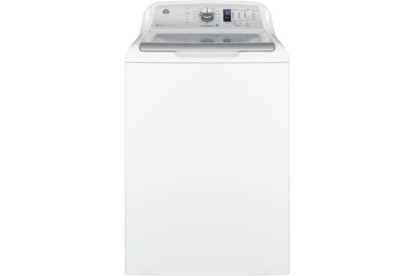 GE 4.6 Cu. Ft. White Top Loading  Washer - GTW680BSJWS