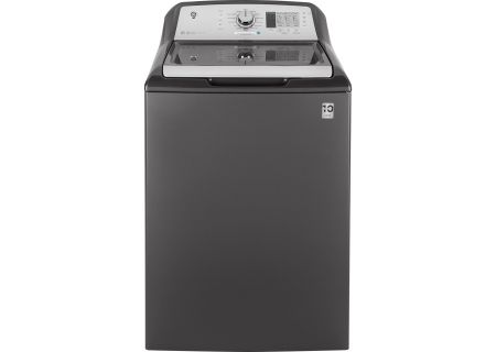 GE 4.6 Cu. Ft. Gray Top Loading Washer - GTW680BPLDG
