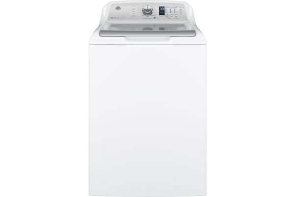 GE White Top Loading Washer - GTW685BSLWS