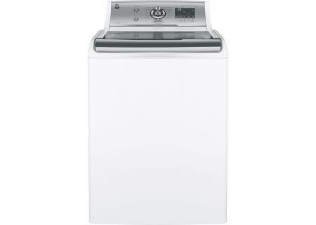 GE - GTW810SSJWS - Top Load Washers