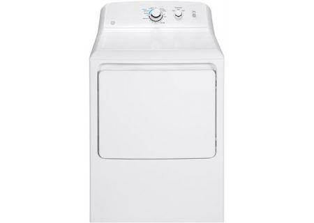 GE - GTX33EASKWW - Electric Dryers