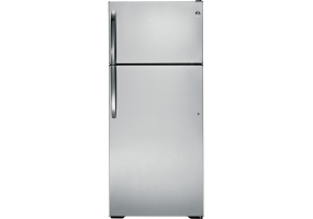 GE - GTZ18GBESS - Top Freezer Refrigerators
