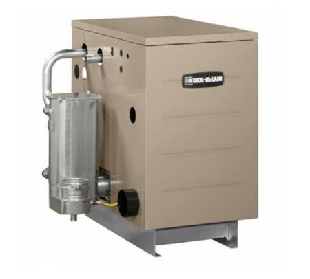 Weil-McLain GV90+ Gas Boiler - GV90+5