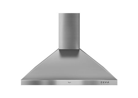 "Whirlpool 30"" Stainless Steel Wall Hood - GXW7330DXS"