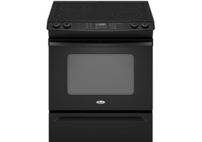 Whirlpool - GY397LXUB - Slide-In Electric Ranges