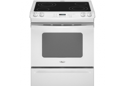 Whirlpool - GY397LXUQ - Slide-In Electric Ranges