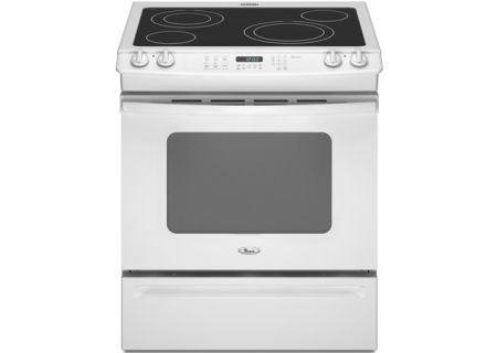 Whirlpool - GY399LXUQ - Slide-In Electric Ranges