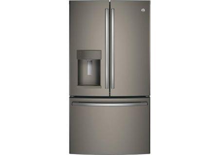 GE - GYE22HMKES - French Door Refrigerators
