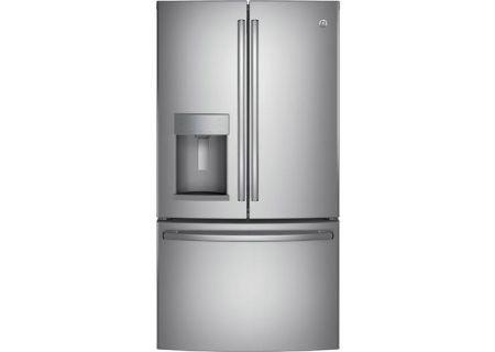 GE - GYE22HSKSS - French Door Refrigerators