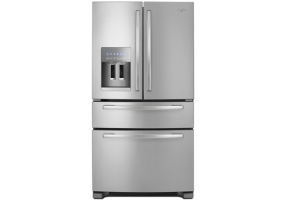 Whirlpool - GZ25FSRXYY - Bottom Freezer Refrigerators