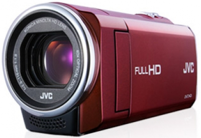 JVC - GZE10R - Camcorders