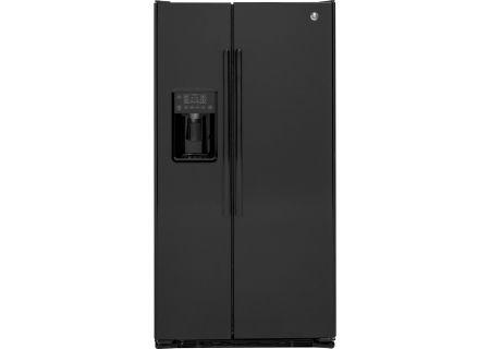 GE - GZS22DGJBB - Side-by-Side Refrigerators