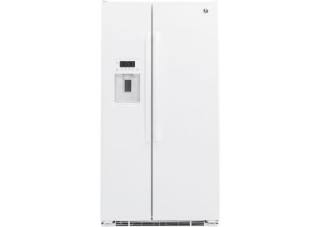 GE - GZS22DGJWW - Side-by-Side Refrigerators
