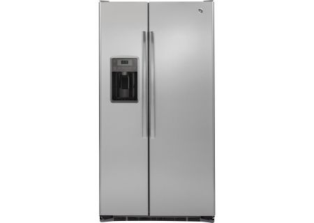 GE - GZS22DSJSS - Side-by-Side Refrigerators
