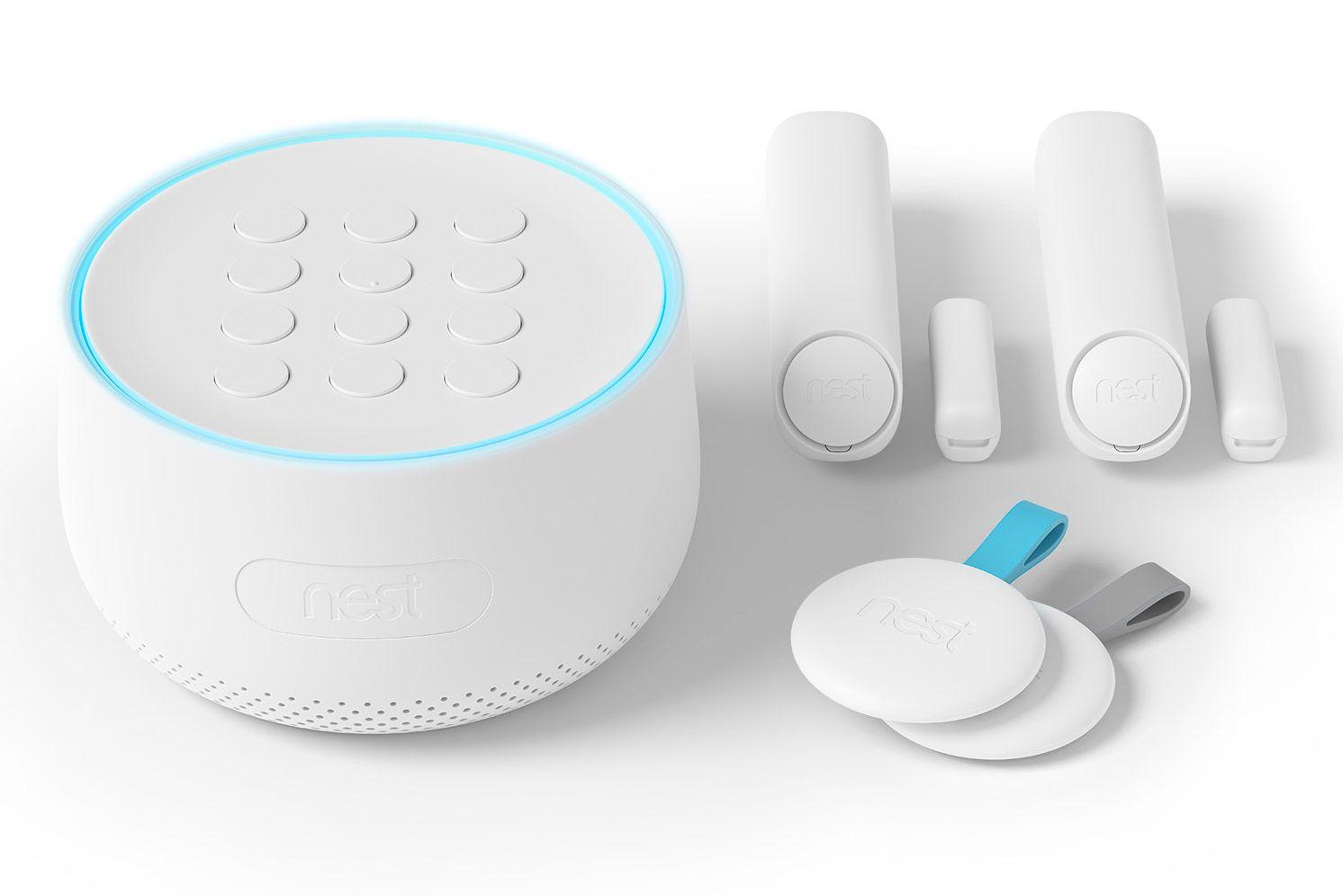 Nest Secure Alarm System Starter Pack - H1500ES