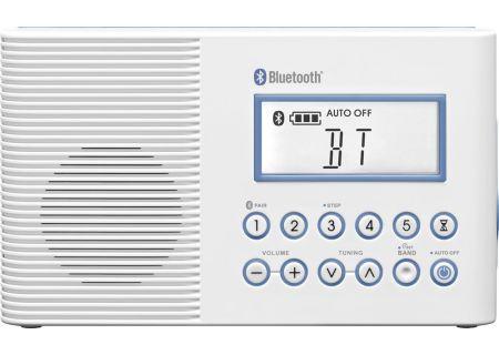 Sangean AM/FM Bluetooth Waterproof Radio - H-202