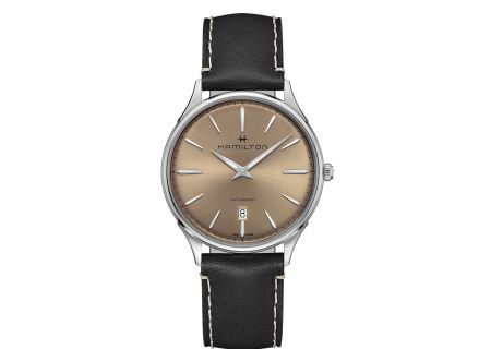 Hamilton Jazzmaster Thinline Auto Mens Watch - H38525721