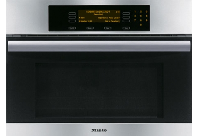 Miele - H4084BMSS - Single Wall Ovens