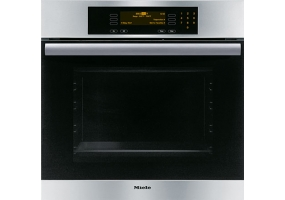 Miele - H4684B - Single Wall Ovens