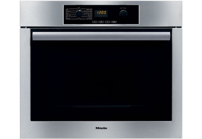 Miele - H4744BP - Single Wall Ovens